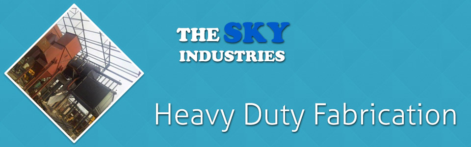 Sky Industries, Ichalkaranji. Structural Fabrication